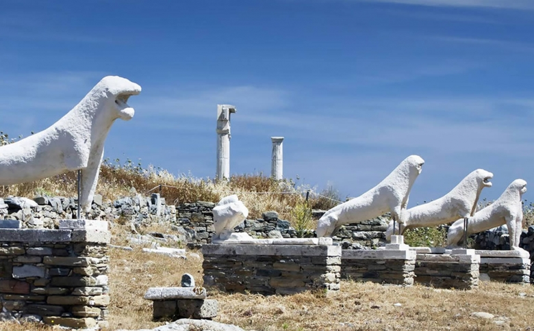 Day Trip to the Island of Delos